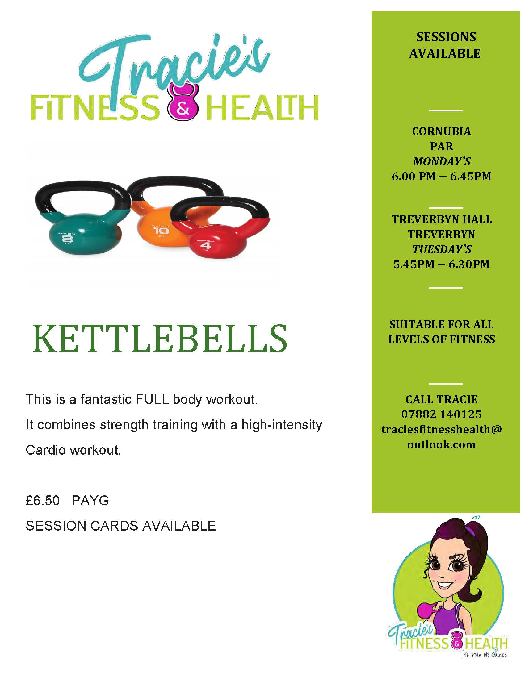 Kettlebells page 1