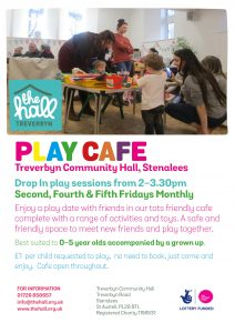 Play cafe sept 18