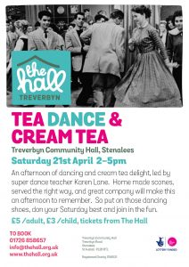 Tea dance apr 18