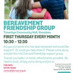 Bereavement friendship support group