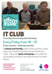 It club nov 2016