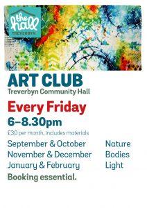 Art club sept 18 feb 19 for newsletter
