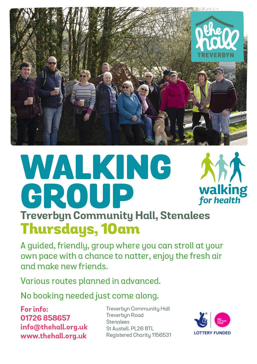 Walking group jan 2020