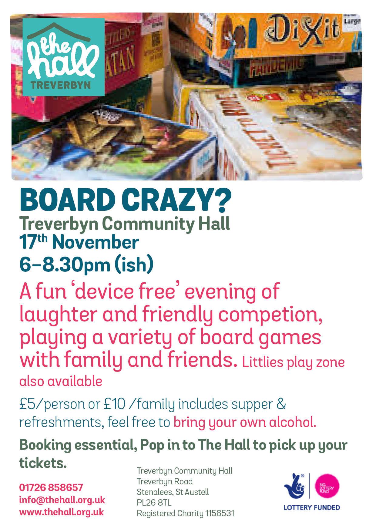 Board crazy 2018