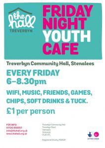 Friday night youth cafe
