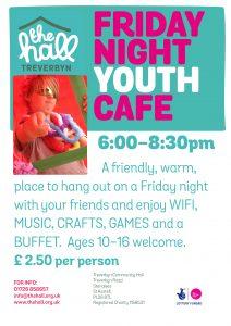 Friday night youth new