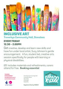 Inclusive art sept 2018