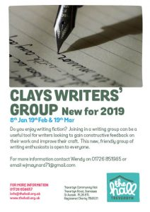 Writing group 2019new