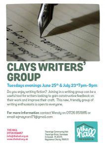 Writing group 2019