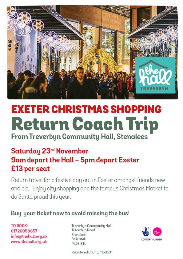 Exeter trip 2019