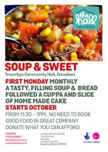 Soup & sweet oct 2019